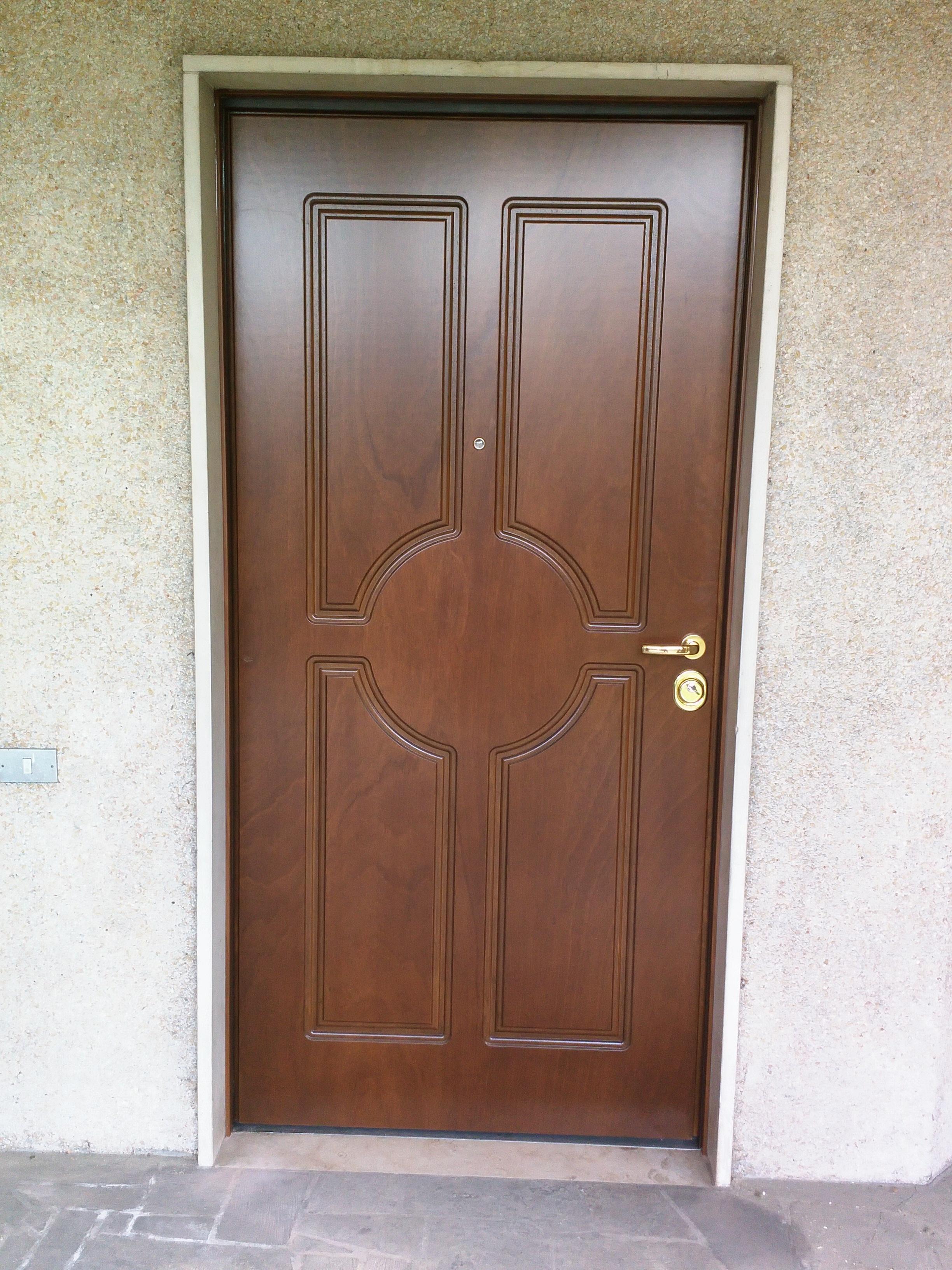 Porte blindate Gattico