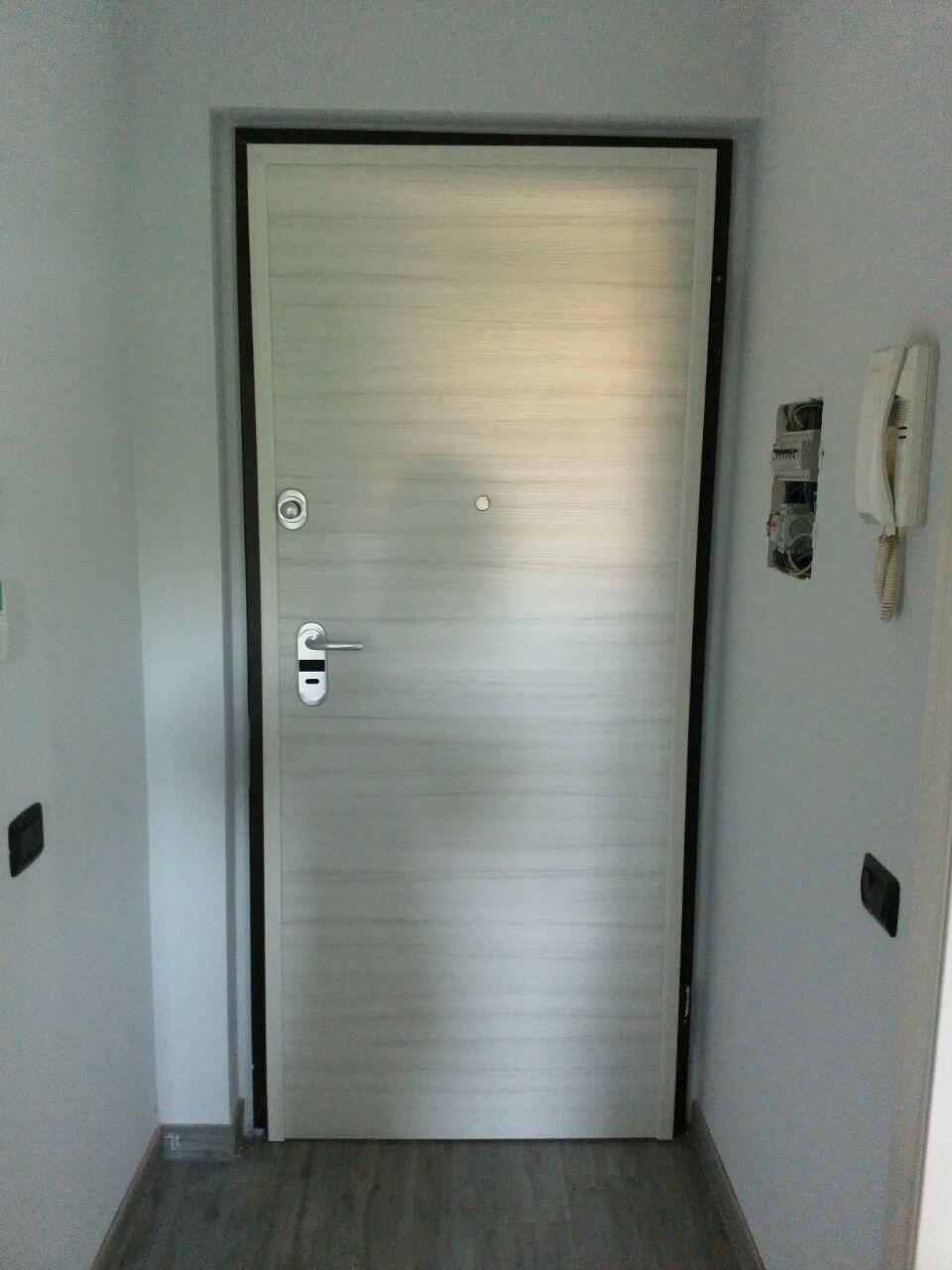 Porte blindate sesto calende non solo serramenti - Maniglia per porta blindata ...