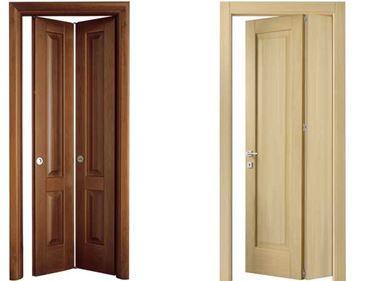 Porte a libro interni vendita serramenti porte blindate for Porta a libro non si chiude